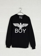 Felpa Bl1012 Boy London S81 MainApps 05 M Nero
