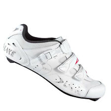 Lake CX200 Men's Road Cycling Shoe White EURO 42, USA 8 Free Ship US