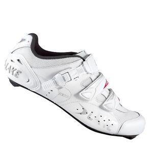 Lake CX200 Men's Road Cycling Shoe White EURO 42, USA 8 Free Ship US