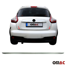Fits Nissan Juke 2011-2019 Brushed Chrome Lower Tailgate Trunk Trim Stainless
