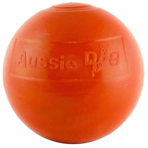 Aussie Dog Genuine Hard Toy Staffie Ball