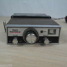 Sears Roadtalker 40 Two-Way Mobile Citizens Band Radio Transceiver Truckers CB