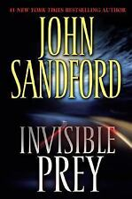 Prey: Invisible Prey by John Sandford (2007, Hardcover)