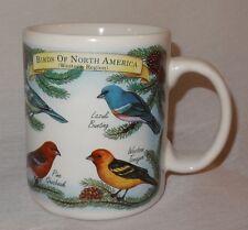 Vintage Birds of North America (Western Region) Mug 11 oz Cup Coffee Pepel