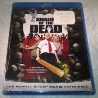 Shaun of the Dead (Blu-ray, 2009, Canada) NEW