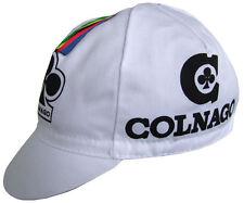 COLNAGO Retrò CICLISMO BIKE CAP-VINTAGE-attrezzo fisso-MADE IN ITALY