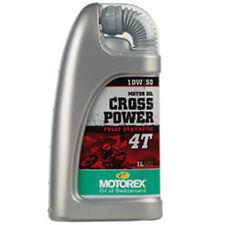 carton de 12 litres motorex cross poxer 4 temps   10w60