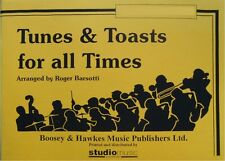 Tunes & Toasts for all times - Brass Band - Solo Cornet Part - A5 Music Book