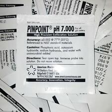 Ph 7.0 Calibration Fluid (5 Pack) - American Marine Pinpoint