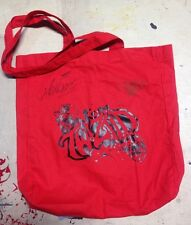Twiztid Signed Red Hand Bag!
