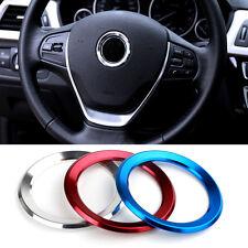 1PC Car Steering Wheel Center Ring Cover Logo Emblem Decor Trim For Mazda Decor