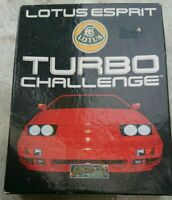 Lotus Turbo Esprit Turbo Challenge - ZX Spectrum Cassette. Gremlin Graphics