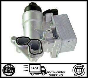 Motor Ölfilter Gehäuse (Wasser Gekühlt) für Nissan Renault Trafic 1520000Q0L
