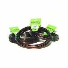 Anodized Aluminum Bonsai Training Wire 150 gm coil (2.5 mm)