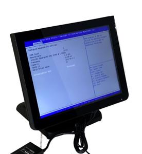 "Partner SP-850 15"" AIO Touchscreen EPOS POS PC Cel J1900 1.99ghz 4gb 120gb SSD"
