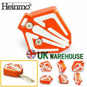 Aluminum Key Case Shell Cover For KTM Duke 125 200 250 390 690 1090 1190 1290 UK