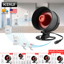 KERUI Home Wireless Burglar Alarm System Local Siren Speaker Security Alarm Kit
