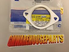 2006-2011 CADILLAC DTS EXHAUST MANIFOLD PIPE GASKET ( 2 HOLE) NEW GM #  21992620