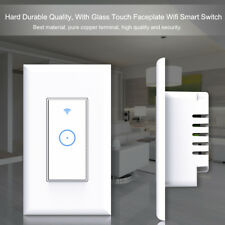 Smart WiFi Light Switch in Wall Compatible With Amazon Alexa & Google home