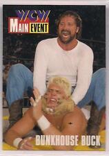 1995 Cardz WCW Main Event Bunkhouse Buck