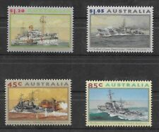 L3684 AUSTRALIA BOAT SHIP NAVIGATION SET STAMPS MNH