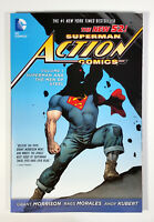 "Superman Action Comics Vol 1 - New 52! ""Superman and The Men of Steel"" - TPB"