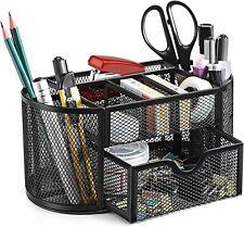 Mesh Metal Office Supplies Desktop Table File Desk Organizer Holder