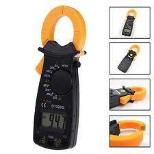 Digital LCD Clamp Multimeter Voltmeter Ohmmeter Ammeter Tester AC DC Meter K8