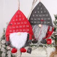 Adventskalender Stoff Advent Kalender Zum Befüllen Weihnachten Wand Dekoration
