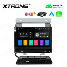 "7"" Android 10.0 Car GPS 2 DIN Stereo Radio For Land Rover Freelander 2007-2012"