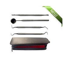 USPS Dentist Dental Tool Kit Stainless Steel  Dental Pick Hygiene Set Personal
