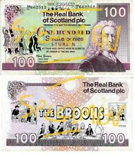 Special Edition Novelty Broons / Oor Wullie Smakeroonies Bank Notes