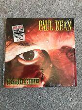 "Paul Dean 'Hardcore'Hard RockHeavy Metal 12"" vinyl LP 1988"