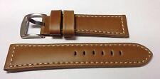 Massives Kalbleder/22mm Stegbreite/Fa.Bandoras/made in Germany