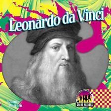 Leonardo Da Vinci (Great Artists Set I)-ExLibrary