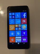 Nokia Lumia 640 (ATT UNLOCKED) Black Windows Smart Phone , Great Condition