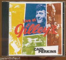 CARL PERKINS    LIVE at GILLEY' S   september 22, 1980