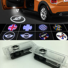 New Mini Cooper Laser Projector LED Courtesy Light R55 R56 R57 R60 F55 F56 JCW