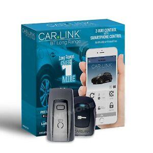 VOXX Code Alarm ASCLBTLR CARLINK BLUETOOTH BT 2-Way 1-Mile Range Remote Start