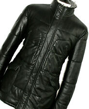 f3609117fdde NEW MENS ARMANI COLLEZIONI QUILTED SHEARLING LEATHER OVERCOAT JACKET COAT  42R