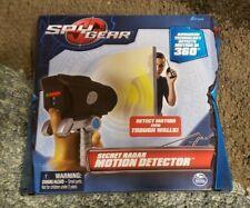Spy Gear Secret Radar Motion Detector NEW