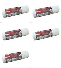 5 x Erfurt Red Label Heat Saver Thick Insulation Wall Lining Paper 10mx50cm 2mm