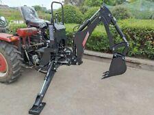 New Bhm5600 Backhoe Excavator Tractor Attachment Ku 00006000 bota Deere + Pto Pump + Tank