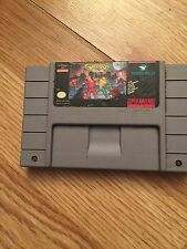 Battletoads Double Dragons Super Nintendo Game Snes BB1