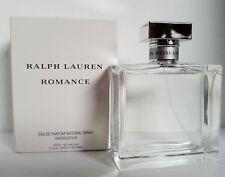 Ralph Lauren Romance 3.4 oz  Women's Eau de Parfum Spray Demonstration Box
