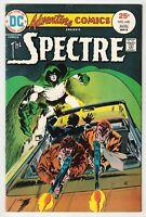 Adventure Comics #440 Aug 1975 Fine- 5.5 DC Comics Spectre