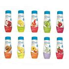 Fruits Waters SodaStream Natural Fructose Flavours Drink Concentrate Syrup 440ml