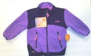 C9 by Champion Toddler Girls Full Zip Jacket Purple Size 18M NWT