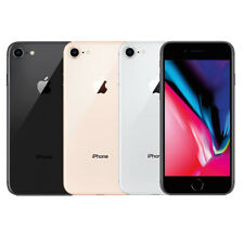 Apple iPhone 8 64GB 256GB iOS A1863 GSM Unlocked Smartphone in All Colors