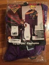 Yu-Gi-Oh Halloween Costume 1996 New Old Stock Child Medium Size 8-10 VERY RARE